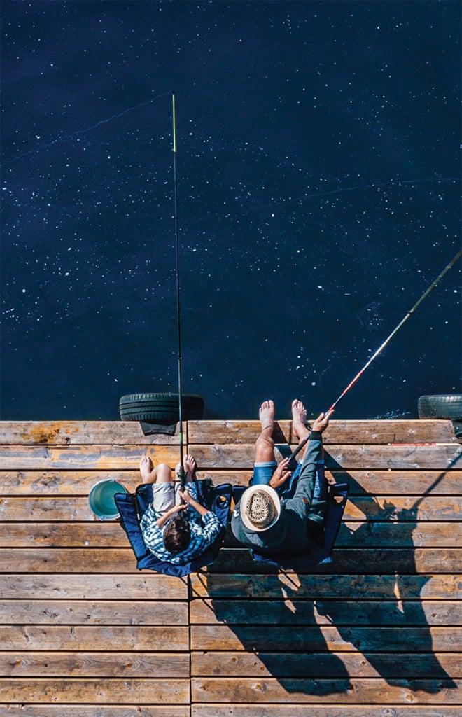 Lakes Fishing