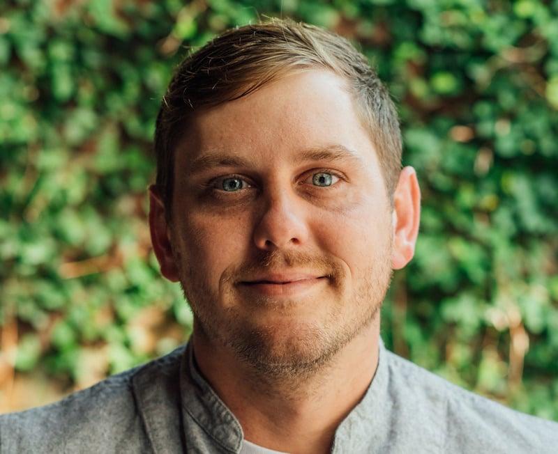 Headshot Chef Ryan Trahan