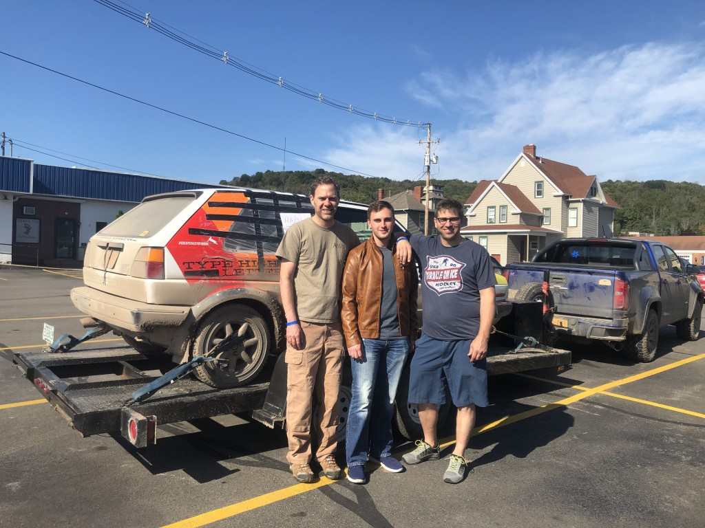 Team585 Crewafterrally2019