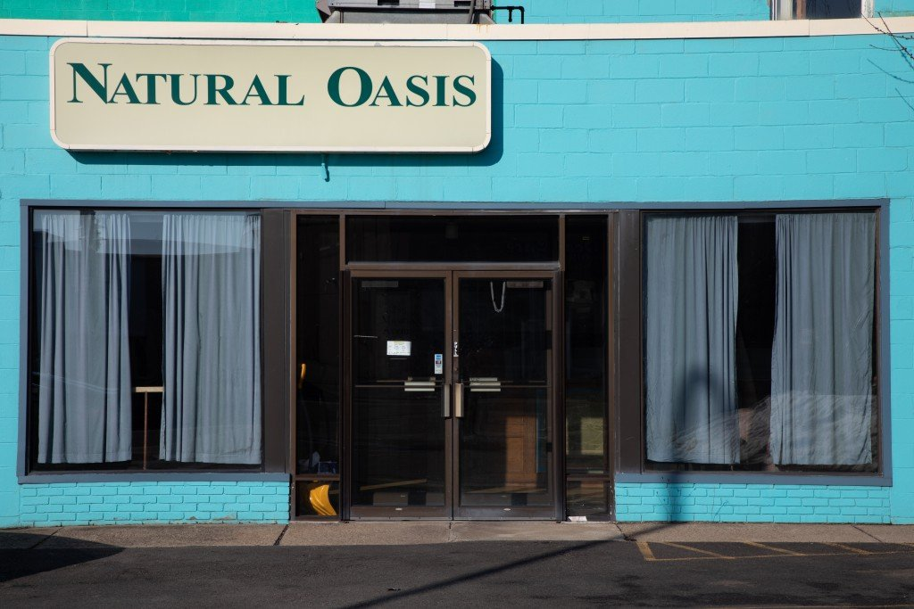 Natural Oasis 25