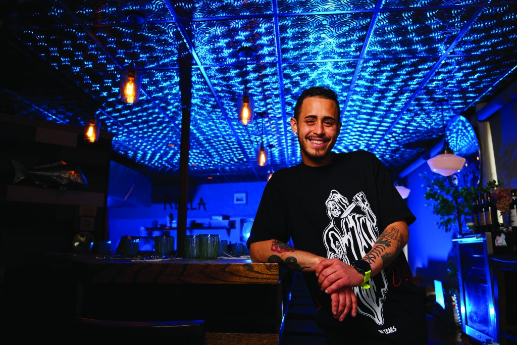 Chef Cruz Nieves