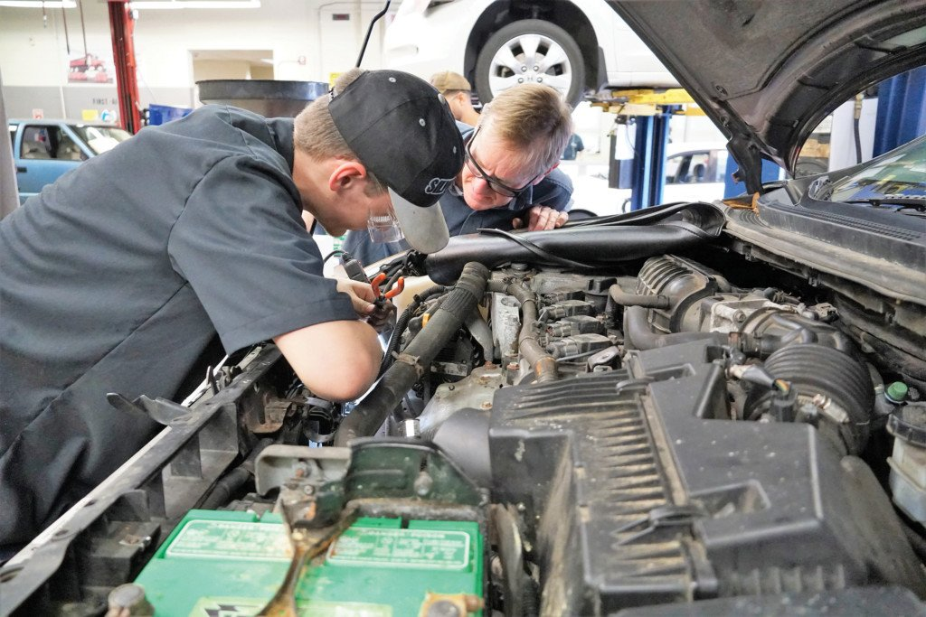 automotive service technology