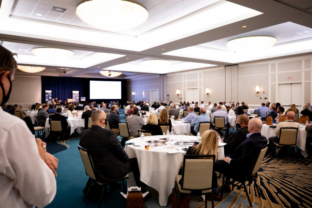 The Air Force Contracting Summit Included Nearly 700 In Person And Virtual Attendees