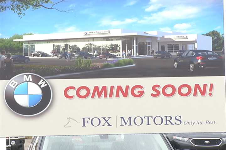 fox motors breaks ground on new bmw dealership in traverse city. Black Bedroom Furniture Sets. Home Design Ideas