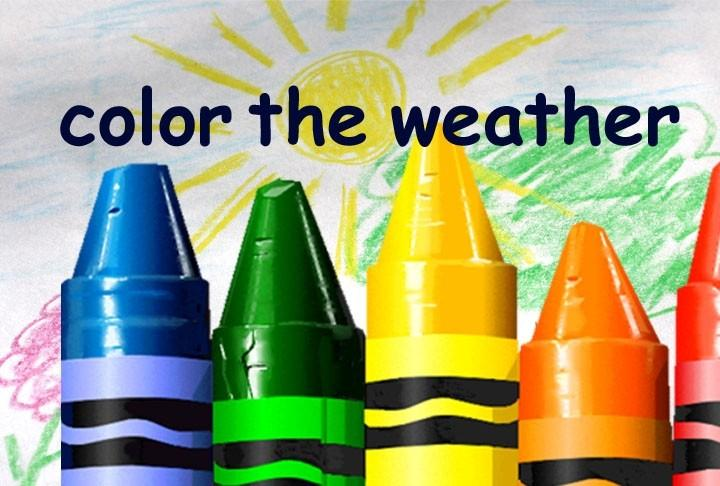 color the weather kylee roscommon elementary