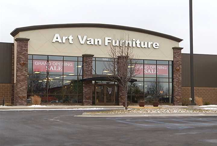 Art Van Furniture Has New Location