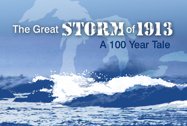 Great Storm Of 1913: Nightmare On The Great Lakes