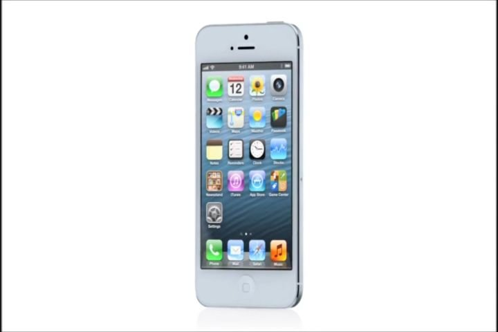 apple iphone 5 recall apple recalls some iphone 5 for battery replacement 13429