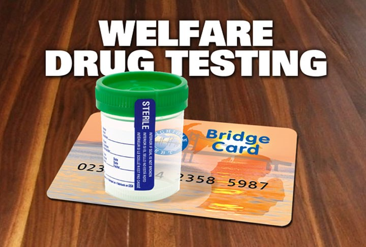 drug testing welfare recipeints
