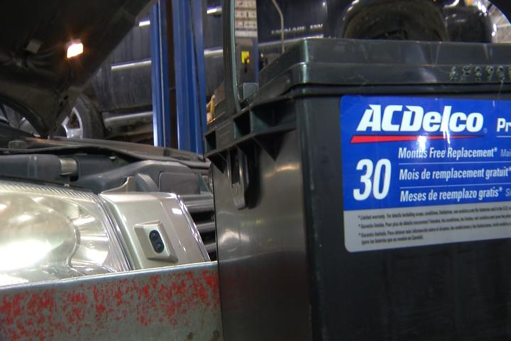 Cold Weather Keeps Local Auto Repair Shops Busy