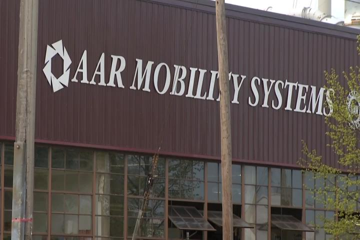 AAR Mobility Systems in Cadillac Plans to Temporarily Layoff Abo