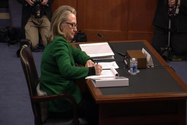 Hillary Clinton Says All Emails Have Been Released
