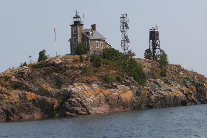 Fox Grand Traverse >> Sights and Sounds: Granite Island Lighthouse