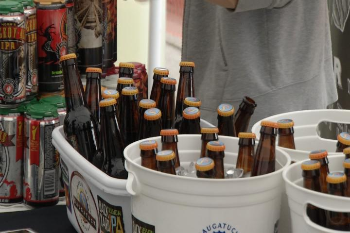 Hops And Props Celebration Takes Place In Manistee