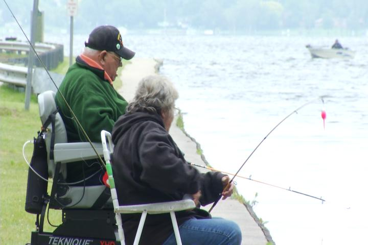 Michigan natural resources commission approves new fishing for Michigan fish size limits