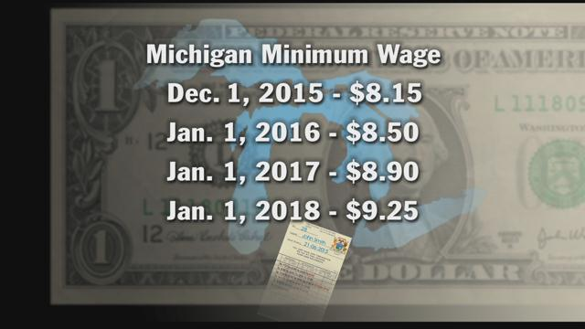 michigan workers will see an increase in minimum wage on january. Black Bedroom Furniture Sets. Home Design Ideas