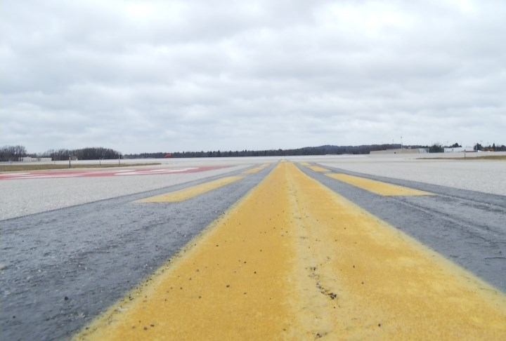 Traverse City Airport Prepares for Winter Storm