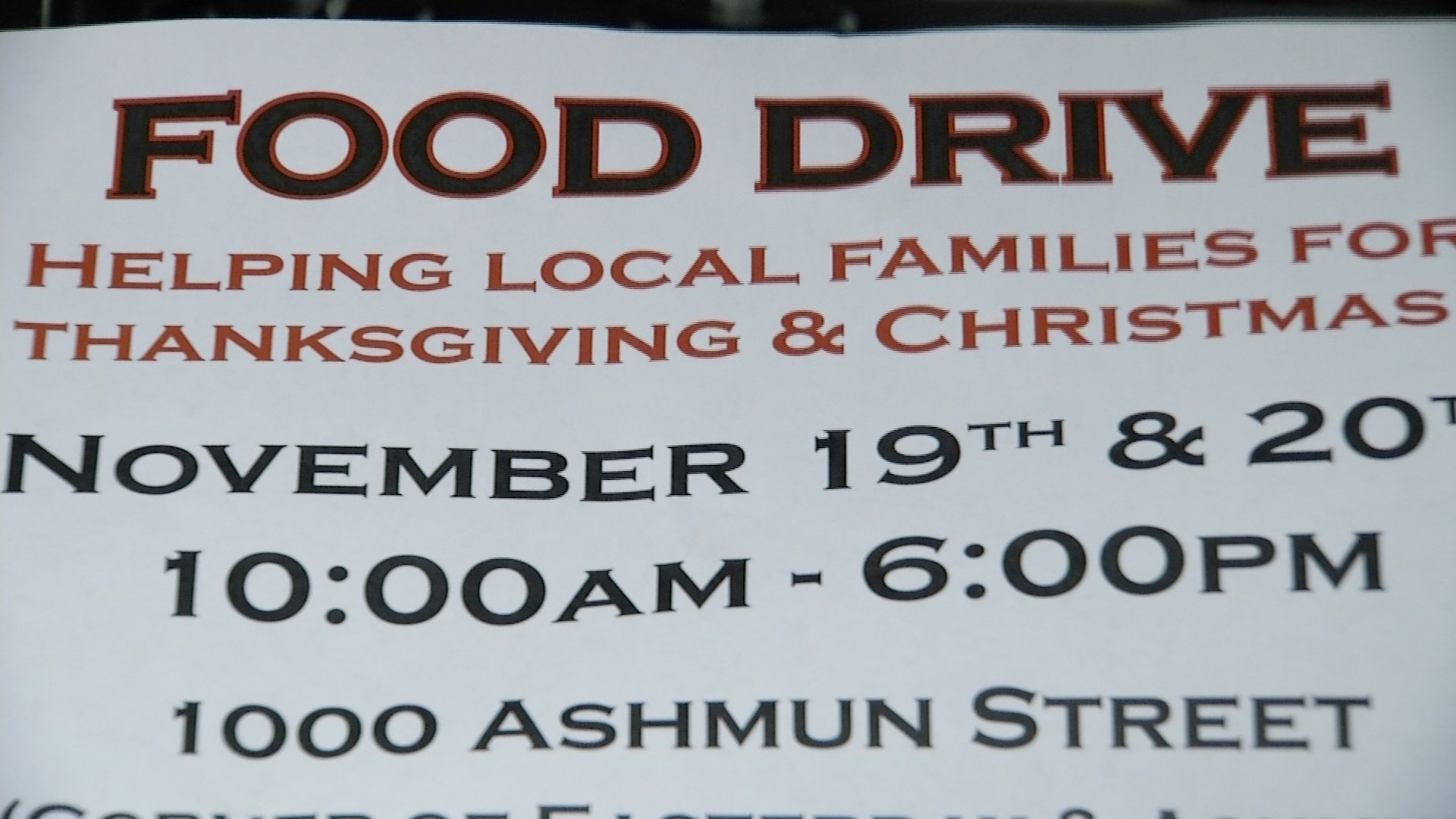 Sault Ste Marie Motorcycle Club To Hold Food Drive