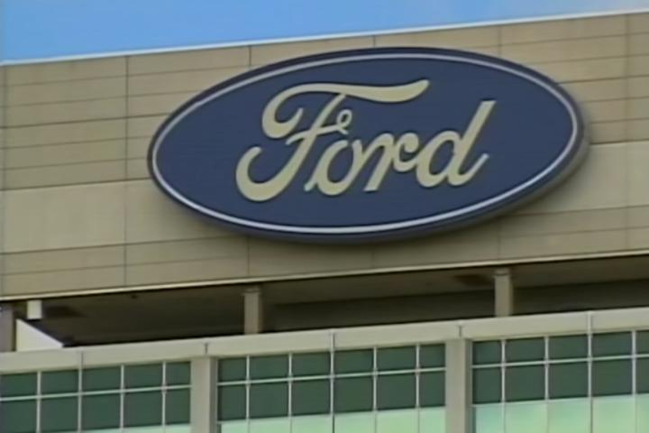 President trump ford motor co to invest in three for Ford motor company executives