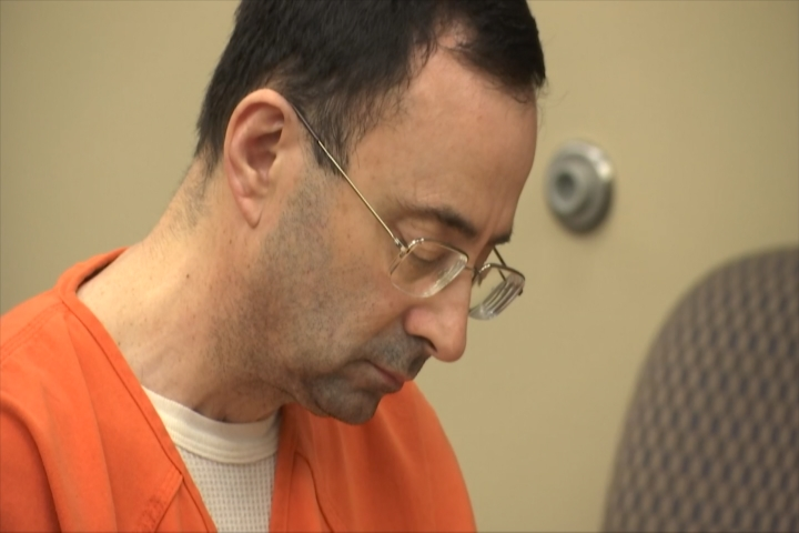 Michigan Doctor Accused of Sexually Abusing Gymnast