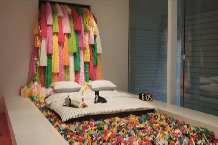 Want to Stay in a Life-Sized Lego House? Now's Your Chance