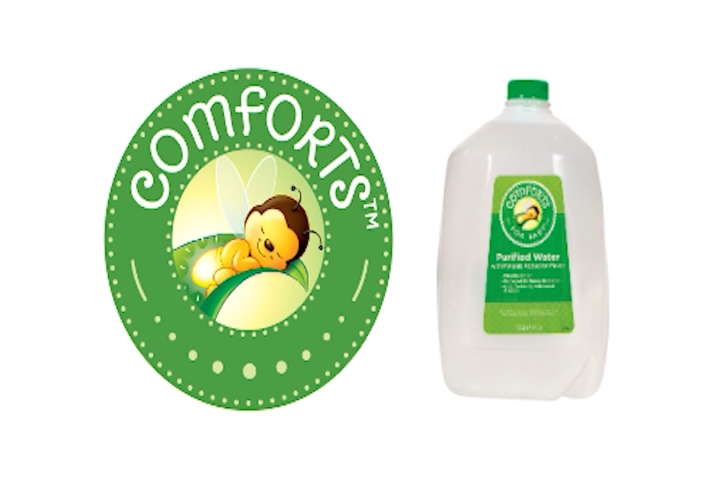 Kroger Recalls Comfort for Baby Purified Water with Fluoride