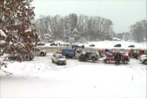 Massive US 31 Pile Up Involves More Than 20 Cars in Muskegon Co  - 9