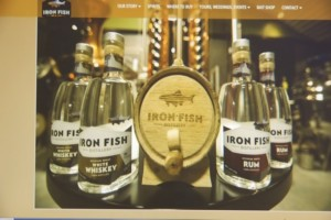 Iron fish distillery portugal bound for whiskey tasting for Iron fish distillery
