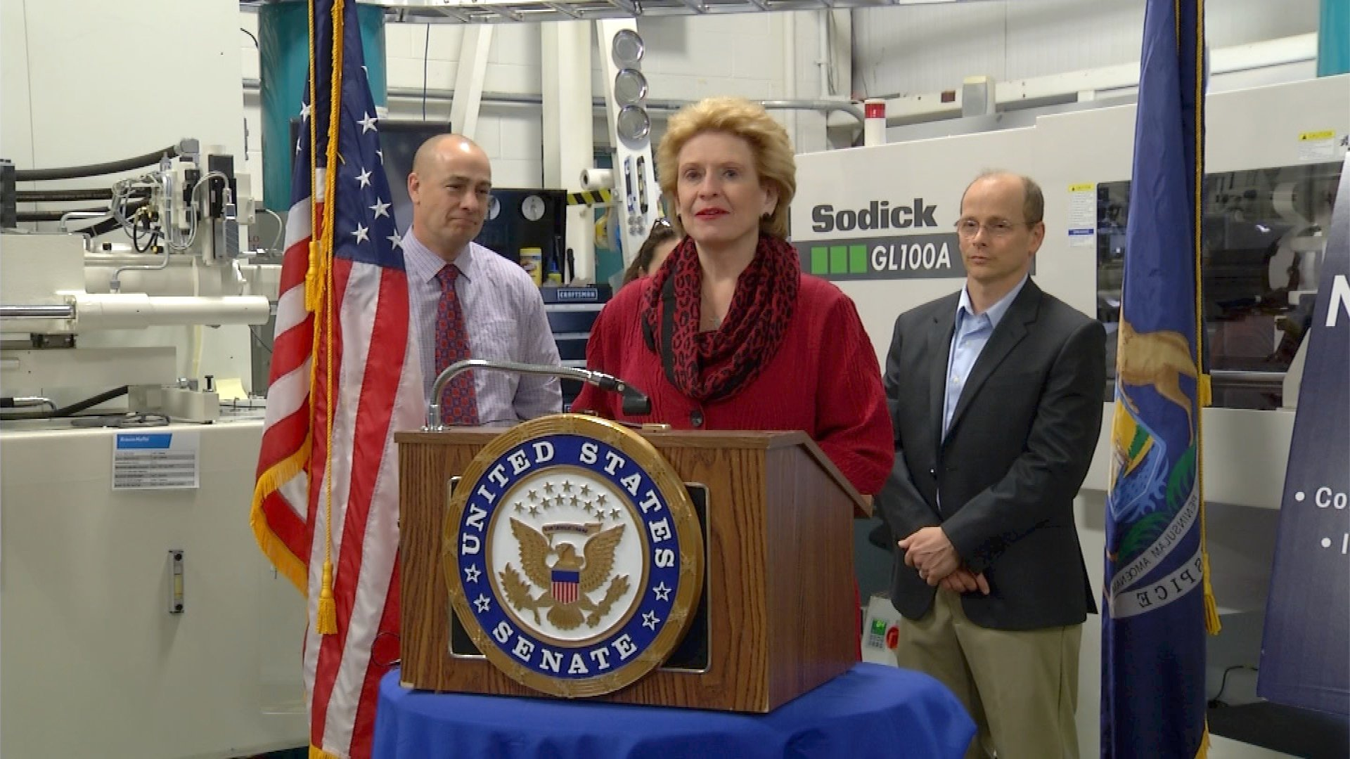 sen stabenow announces new skills for new jobs agenda in traverse city 9 10 news