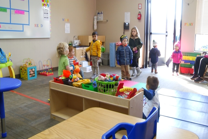 Cadillac Area YMCA Opens Child Care Facilities At Baker College - 9