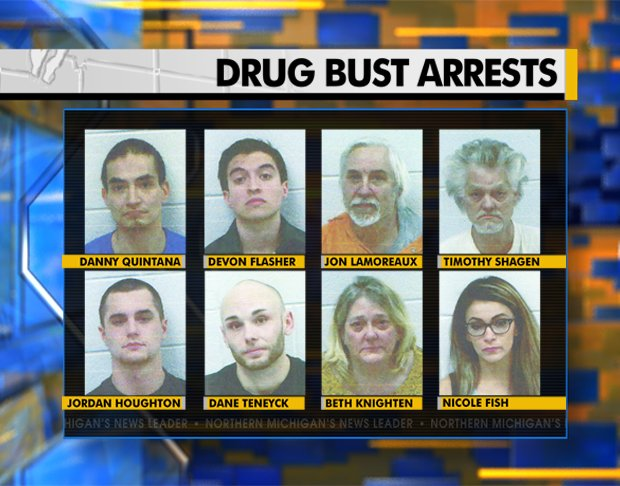 14 People Arrested on Drug Charges in Chippewa County - 9 & 10 News