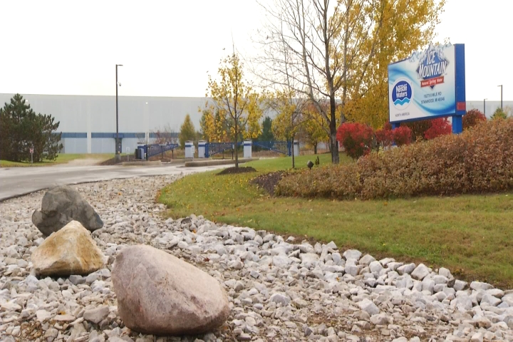 Nestle operation to be Michigan's