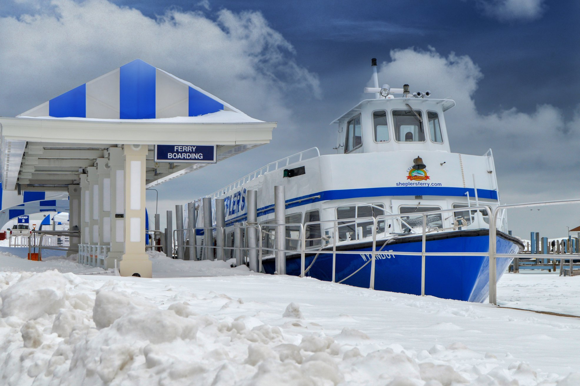 Mackinac Island Ferry News