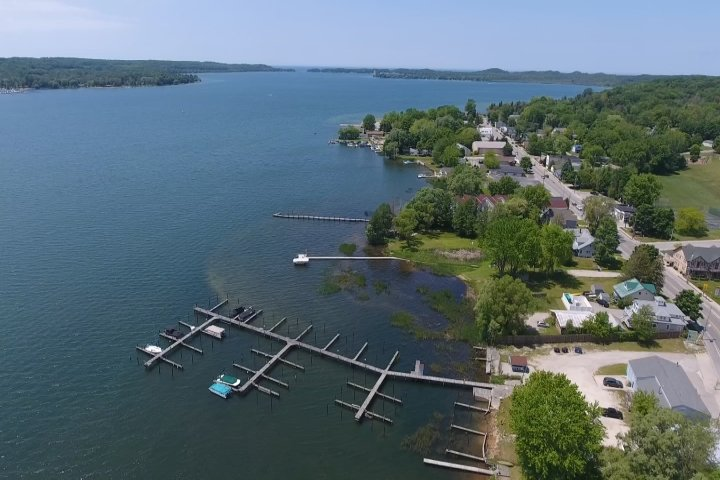 Portage Lake Another Step Closer to Saving Crumbling Channel
