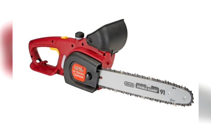 Chainsaws recalled over power switch malfunction