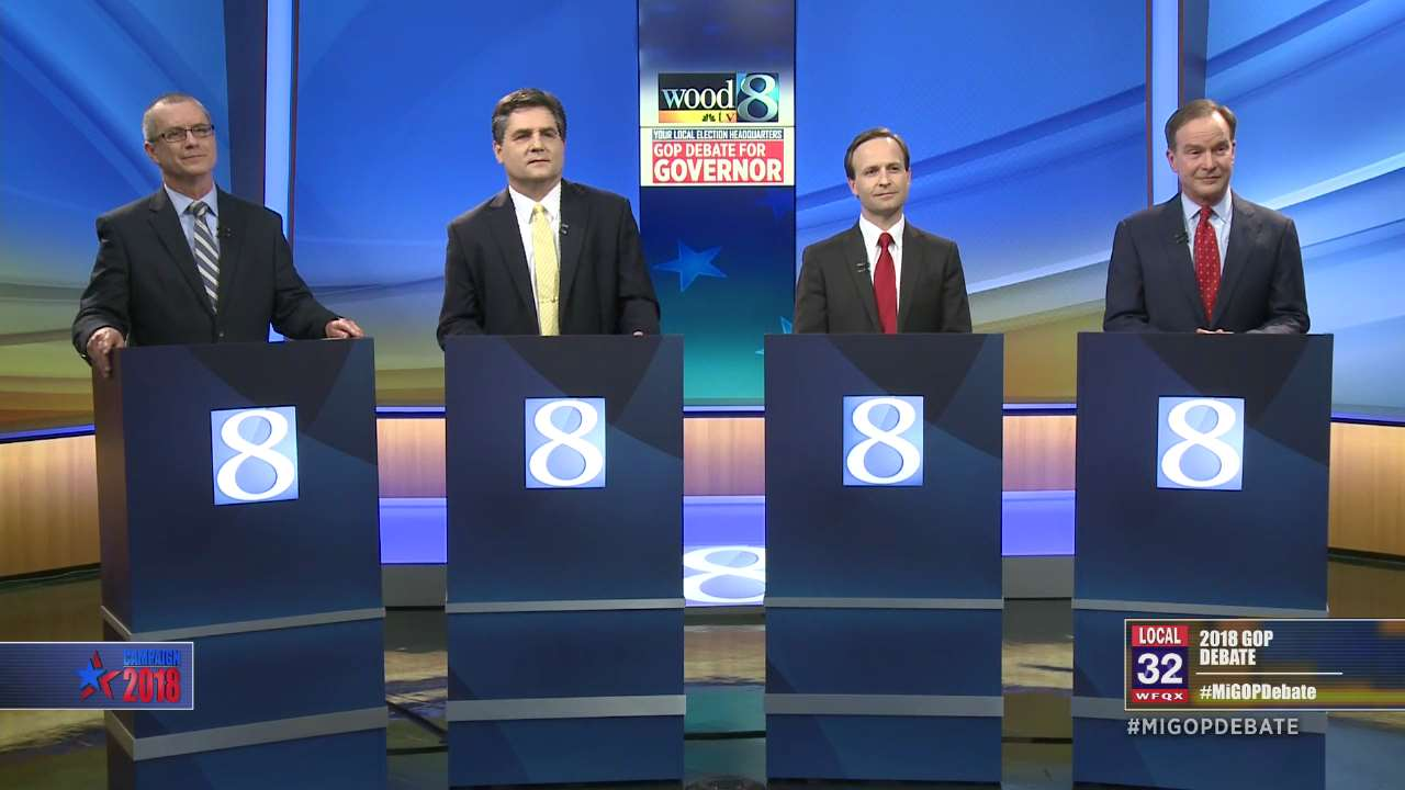 Republican strategist breaks down the first GOP debate in MI governor's race