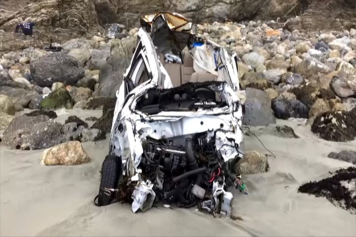 Oregon Woman Shares Her Survival Story of Car Crash on Remote
