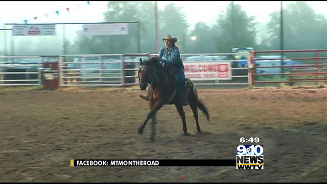Mtm On The Road Saddles Up For Hughston S Cow Camp Rodeo