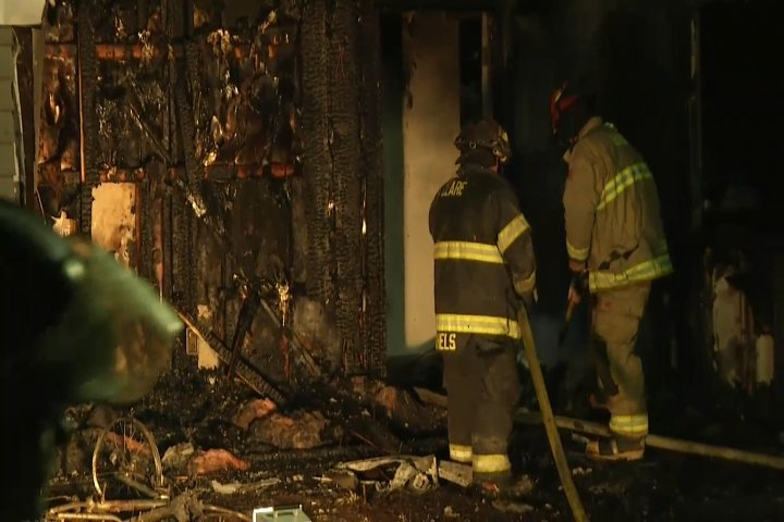 Fire in Downtown Clare Damages 3 Apartment Units - 9 & 10 News