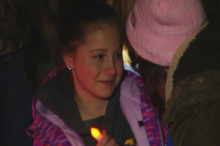 Ten days ago 13-year-old Ava Gasper had been frustrated with a pain in her  leg. At first mom and dad thought it may have just been growing pains.