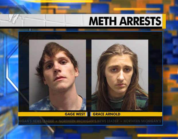 A Pair Of Northern Michigan Teenagers Were Arrested For Having Meth In Wexford County
