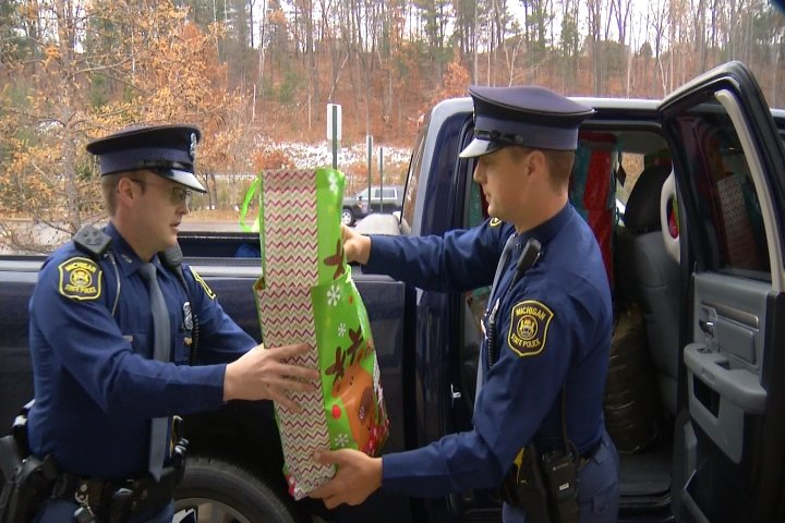 anonymous woman msp troopers make christmas warmer for dozens 9