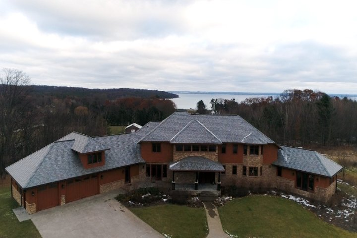 Amazing Northern Michigan Homes Equestrian Estate On Old Mission Peninsula