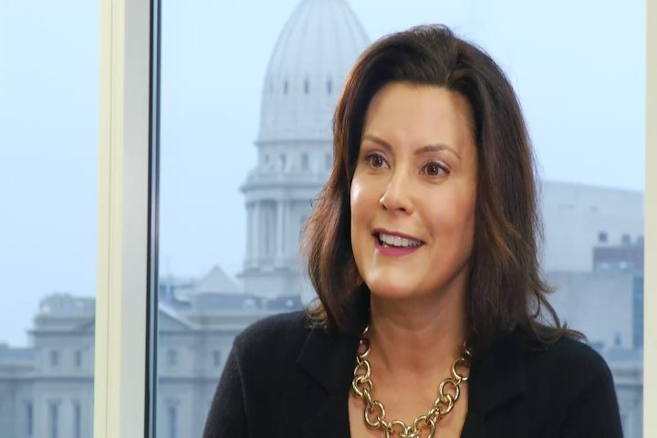 Governor Whitmer Signs Executive Order To Protect Drinking Water Great Lakes