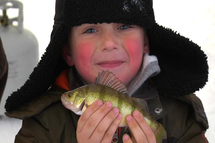 Munuscong Bay Hardwater Walleye Classic Comes to an End