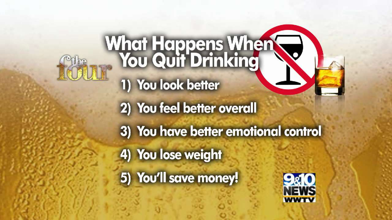 HD06_131926670171580000 - Dry January: The health benefits you'll see by ditching alcohol, week by week - Health and Food