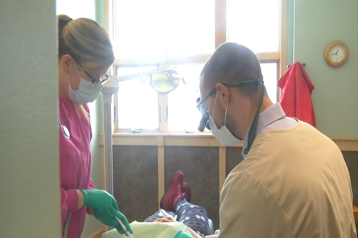 Deerhaven Family Dentistry in Traverse City Cleans Smiles for Free