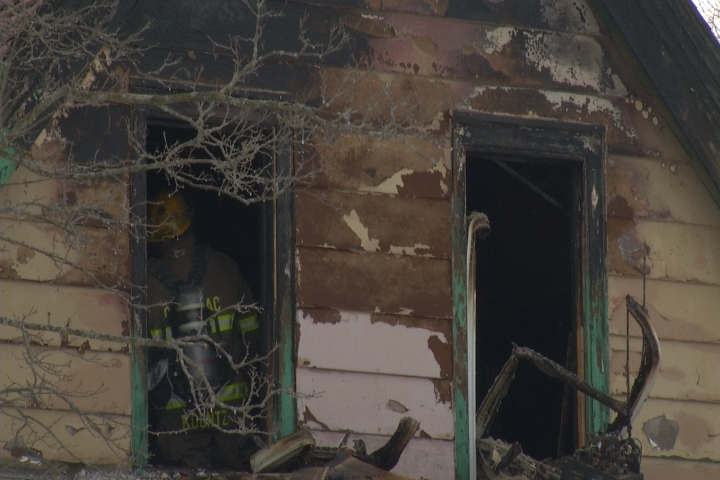 Cadillac Evening News >> Fire Damages Cadillac Home 9 10 News