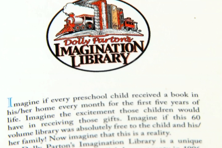 Imagination Library: Free Books for Eligible Kids - 9 & 10 News