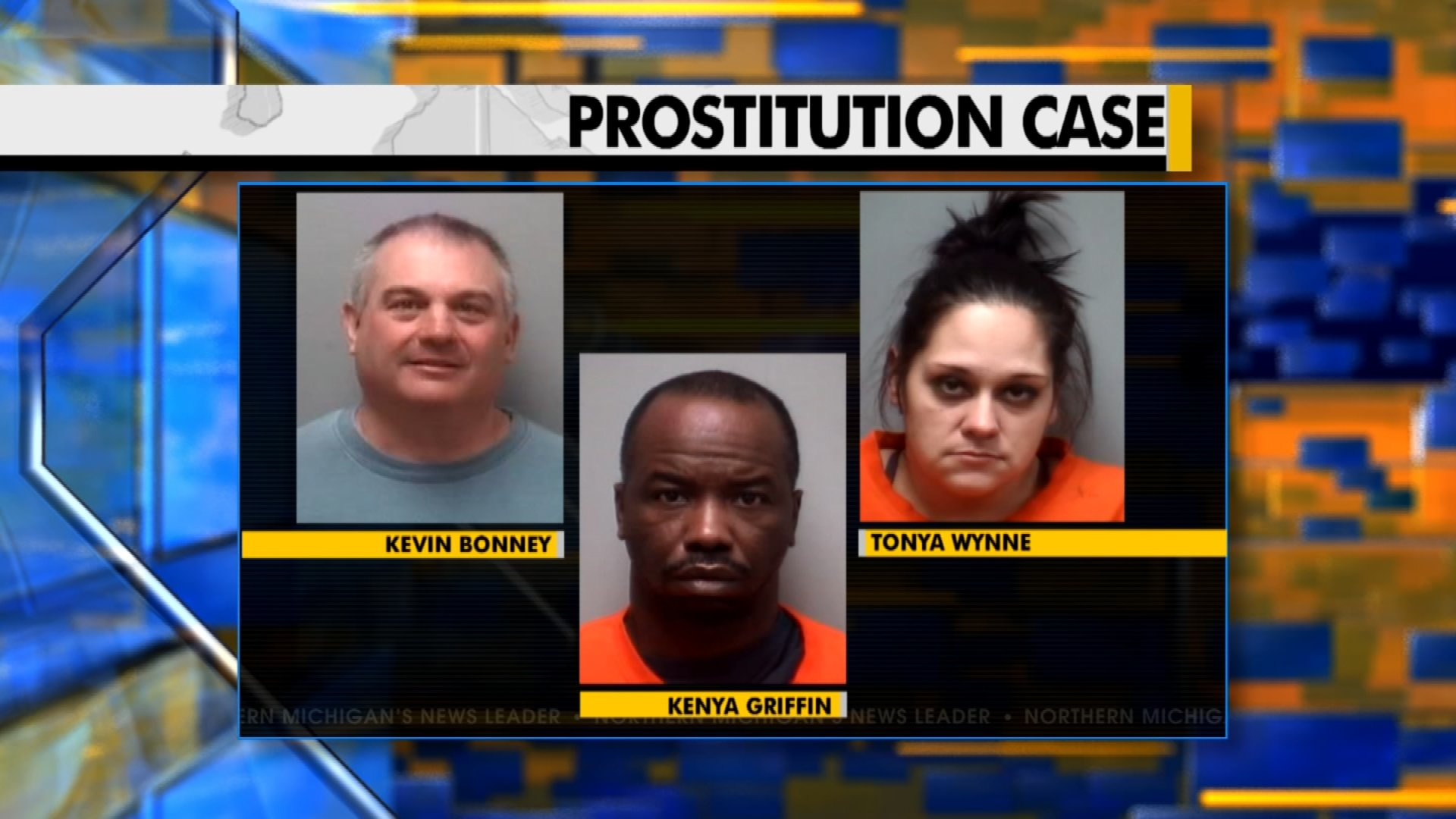 More Arrests Made in Prostitution Ring Bust in Benzie County